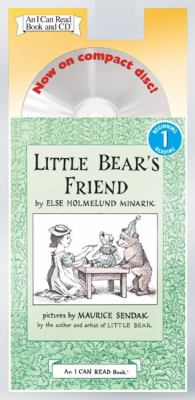 Little Bear's Friend [With CD]