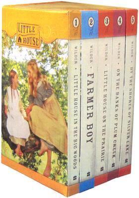 Little House 5 Book Box Set