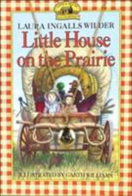 Little House on the Prairie Book and Charm [With Locket]