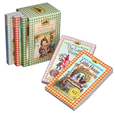 Little House the Laura Years Boxed Set: The Early Years Collection 9780064404761
