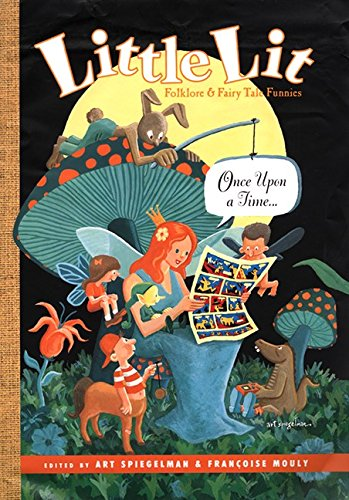 Little Lit: Folklore & Fairy Tale Funnies [With a Story-Telling Board Game Inside]