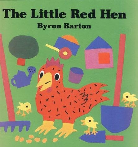 Little Red Hen Big Book 9780064433792