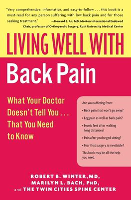 Living Well with Back Pain