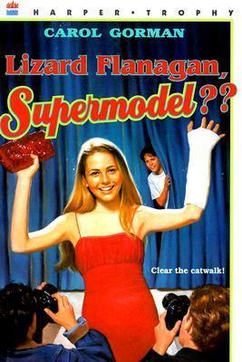 Lizard Flanagan Supermodel