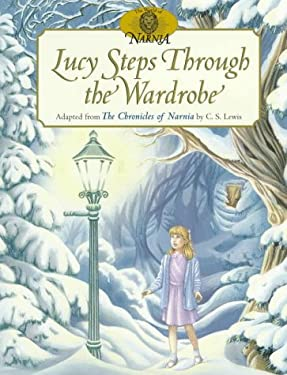 Lucy Steps Through the Wardrobe