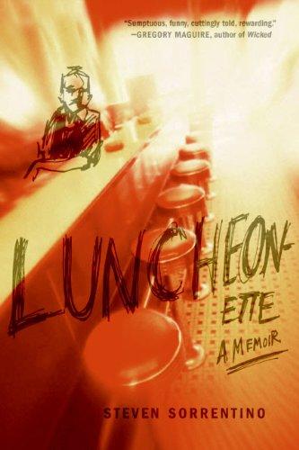 Luncheonette: A Memoir