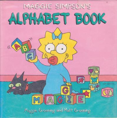 Maggie Simpson's Alphabet Book
