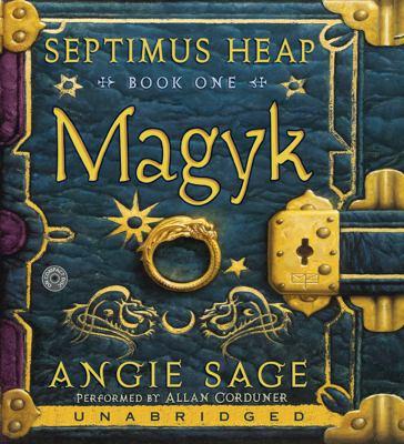 Septimus Heap, Book One: Magyk CD: Septimus Heap, Book One: Magyk CD
