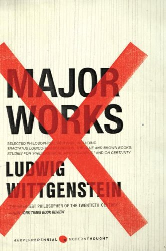Major Works: Selected Philosophical Writings 9780061550249