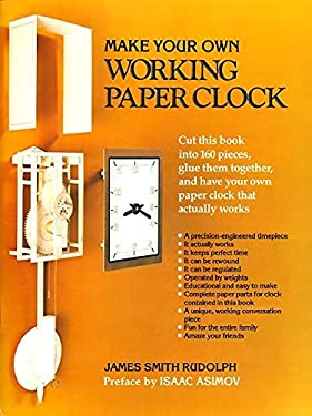 Make Your Own Working Paper Clock 9780060910662
