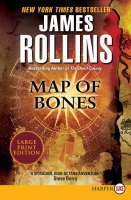 Map of Bones 9780062066534