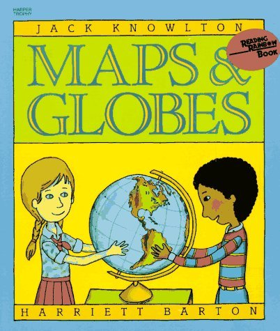 Maps and Globes 9780064460491