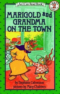 Marigold and Grandma on the Town: Level 2