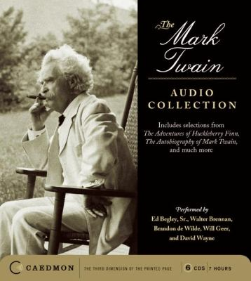 Mark Twain Audio CD Collection: Mark Twain Audio CD Collection