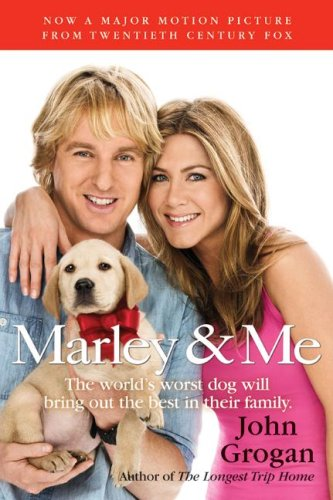 Marley & Me: Life and Love with the World's Worst Dog 9780061718656