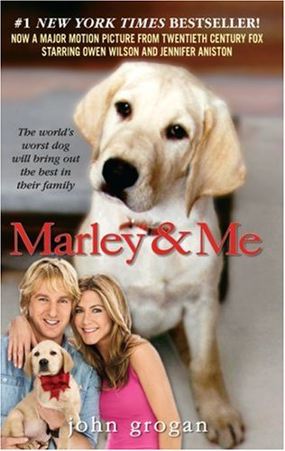 Marley & Me: Life and Love with the World's Worst Dog 9780061687204