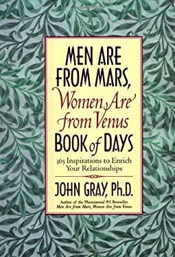 Mars and Venus Book of Days