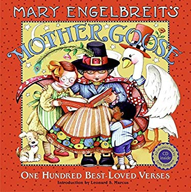 Mary Engelbreit's Mother Goose: One Hundred Best-Loved Verses [With CD] 9780061431531