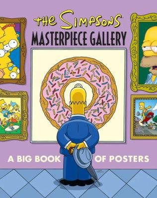 Masterpiece Gallery: A Big Book of Posters