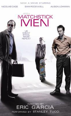 Matchstick Men: Matchstick Men 9780060567439