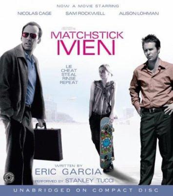 Matchstick Men CD: Matchstick Men CD