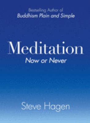 Meditation Now or Never 9780061143298