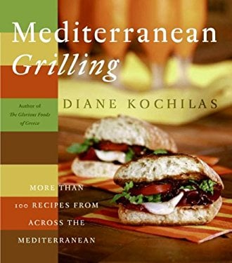 Mediterranean Grilling: More Than 100 Recipes from Across the Mediterranean 9780060556396