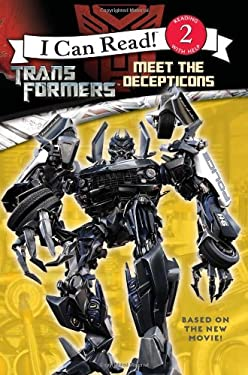 Meet the Decepticons 9780060888282