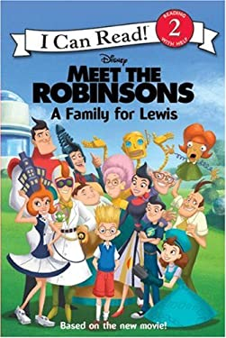 Meet the Robinsons: A Family for Lewis