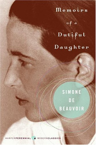 Memoirs of a Dutiful Daughter 9780060825195