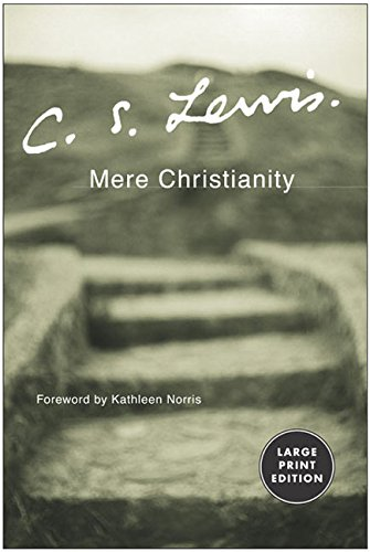 Mere Christianity LP 9780060575625