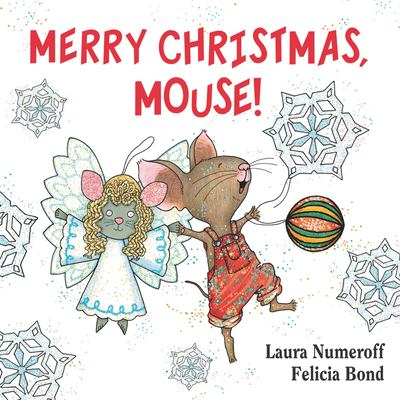 Merry Christmas, Mouse! 9780061344992