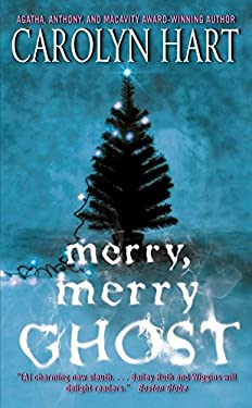 Merry, Merry Ghost: A Bailey Ruth Mystery