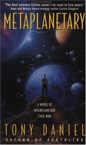 Metaplanetary: A Novel of Interplanetary Civil War