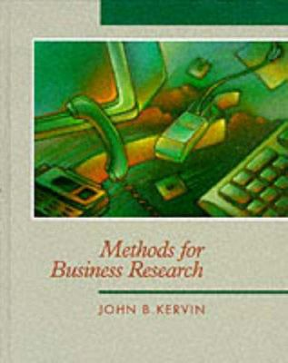 Methods for Business Research