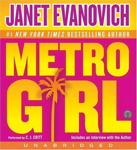 Metro Girl 9780060738389