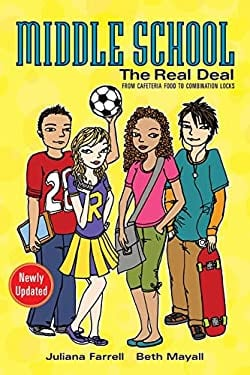 Middle School: The Real Deal: From Cafeteria Food to Combination Locks