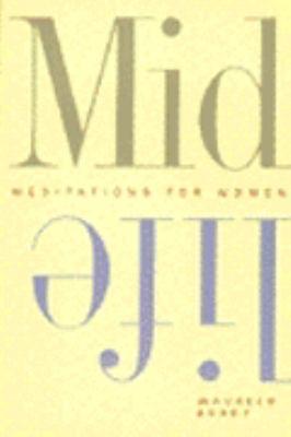 Midlife: Meditations for Women