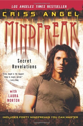 Mindfreak: Secret Revelations 9780061137624