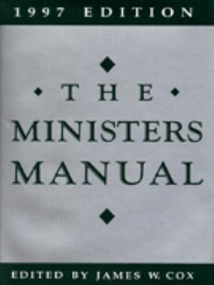 Ministers Manual for 1997