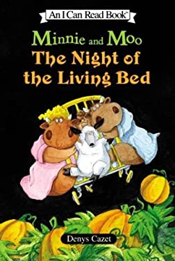 Minnie and Moo: The Night of the Living Bed