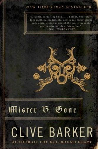 Mister B. Gone