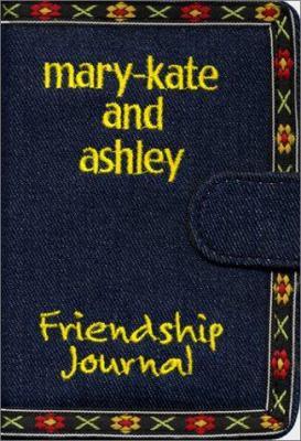 Mk&a Friendship Journal