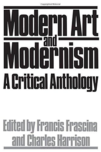 Modern Art & Modernism