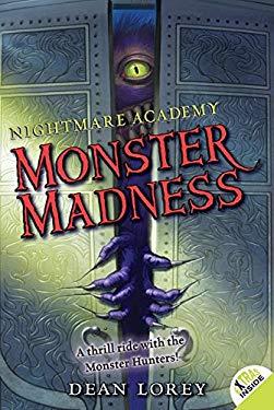 Nightmare Academy #2: Monster Madness 9780061340475