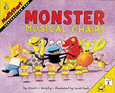 Monster Musical Chairs 9780064467308