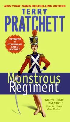 Monstrous Regiment 9780060013165
