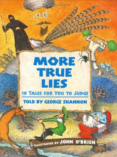More True: 18 Tales for You to Judge