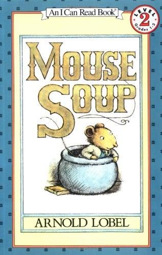 Mouse Soup 9780064440417