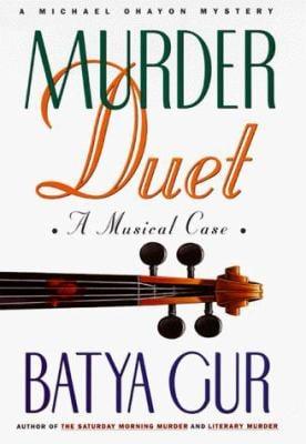 Murder Duet: A Musical Case 9780060172688